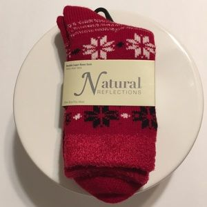 CABELA'S NATURAL REFLECTIONS DOUBLE LAYER H SOCk